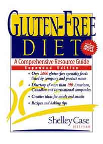 Gluten Free Diet by Shelley Case